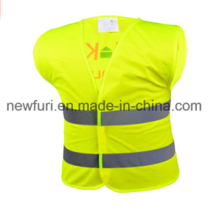 Wholesale Work Clothes Jacket Reflective Safety Vest Accept Customized pictures & photos