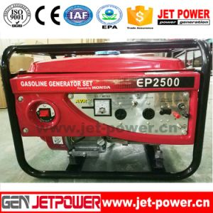 5kw Honda Small Portable Gasoline Engine Generator pictures & photos