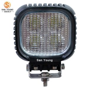CREE 40W 5 Inch Square LED Work Lamp 10-30V LED Offroad Driving Fog Super Bright Light pictures & photos
