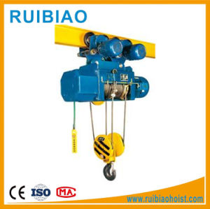 PA1000 Ce Head Room Wire Rope Electric Hoist for Workshop pictures & photos