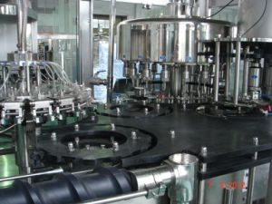 Cgf-18-18-6 Automatic Small Scale Bottle Filling Machine pictures & photos