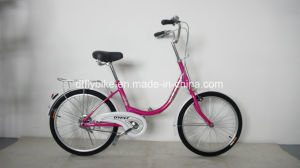 2017 New Type City Bike, 22inch Cruiser Bicycle, Single Speed pictures & photos