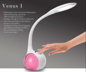 Anti-Dazzle Touch Colorful Light Effect 7W Home Energy Saving Desk LED Light pictures & photos