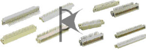 DIN41612-C Series Rectangular Connectors pictures & photos