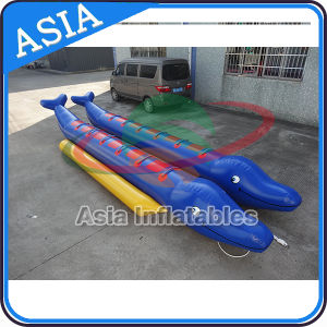 Inflatable Double Row Banana Boat for 12 Person pictures & photos