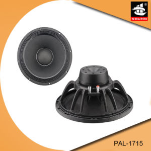 15 Inch Professional Woofer PAL-1715 pictures & photos
