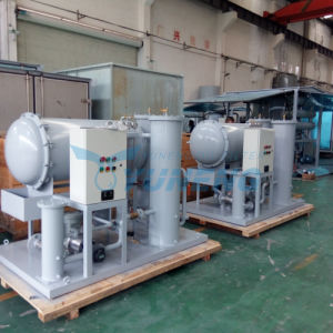 China Jt Coalescing and Dehydration Light Oil Purifier Equipment pictures & photos