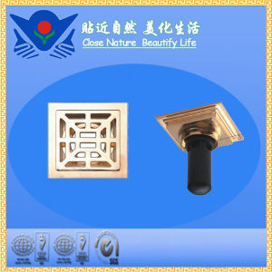 Xc-1109 High Quality Sanitary Ware Floor Drain pictures & photos