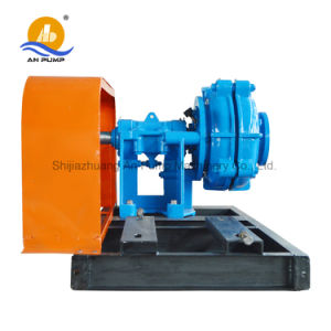Horizontal Centrifugal Anti Abrasion Titanium Centrifugal Slurry Pump pictures & photos