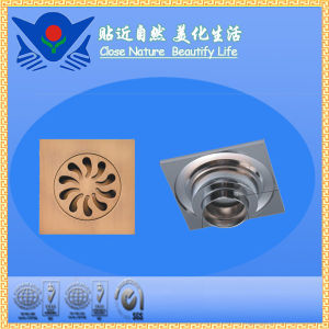 Xc-1130 High Quality Sanitary Ware Floor Drain pictures & photos