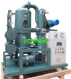 Insulation Oil Filtering Machine, Used Transformer Oil Filtration pictures & photos