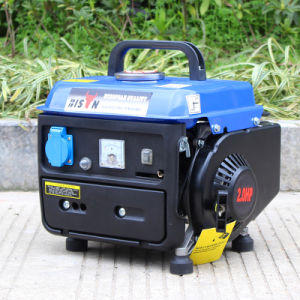 Bison (China) BS950 650W Copper Wire Small Portable Gasoline Generator pictures & photos