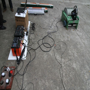 Geophysical Well Logging Winch, Borehole Winch, Cable Pulling Winch, Deep Hole Winch for Sale pictures & photos