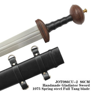 Handmade Medieval Swords with Scabbard 86cm Jot086cu-2 pictures & photos