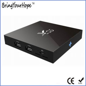 X96 S905X Chip Androd 6.0 Smart TV Box (XH-AT-030) pictures & photos