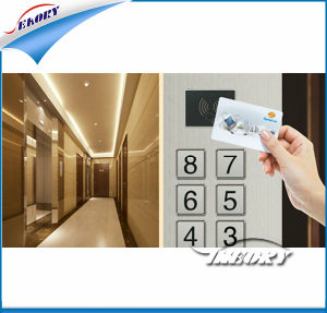 for Hospital Medical Card RFID Smart Card Re-Wirte PVC Card pictures & photos