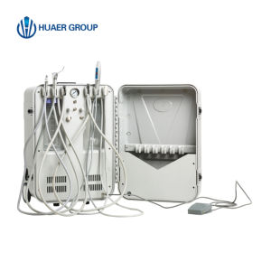 New Advanced Mini Easy Transported Mobile Dental Unit pictures & photos