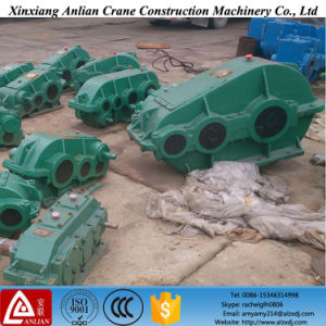 High Power Soft Teeth Cylindrical Gear Reduction Electric Motor pictures & photos