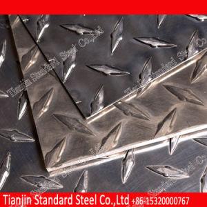 Alum 5 Bars Treadplate (1050 1060 5053 6061) pictures & photos