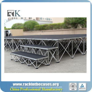 Hot Selling Smart Portable Stage with Industrial Platform for Event pictures & photos