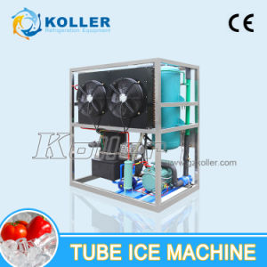 1 Ton Small Capacity Cylinder Ice Maker Machine pictures & photos