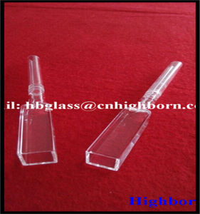 High Purity Customize Quartz Glass Cell Supplier pictures & photos