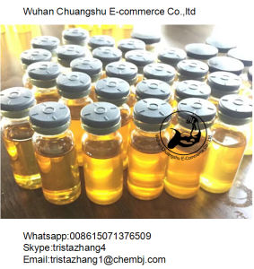 Bodybuilding Anabolic Steroids Hormone Trenbolone Enanthate Trenaject Tren E 100 pictures & photos