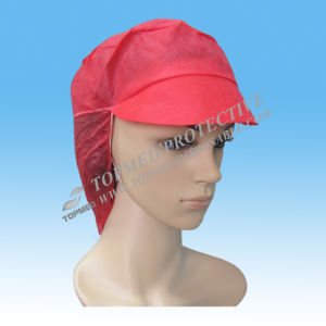 Nonwoven Disposable Worker Cap, Disposable Kitchen Cap for Men and Women pictures & photos