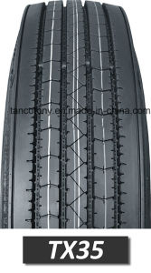 Wholesale Good Price Radial 295 75r22.5 Truck Tire for Us Market pictures & photos