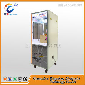 Coin Operated Prize Claw Crane Machine for Kids pictures & photos