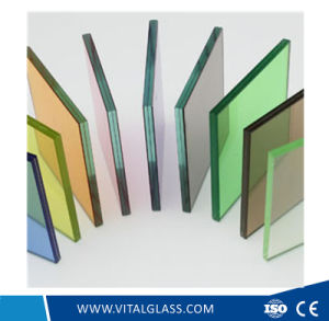 5+5mm, 6+6mm. 8+8mm, 10+10mm Laminated Glasses pictures & photos