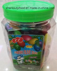 Colored Olive Bubble Gum pictures & photos