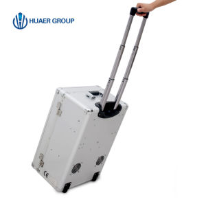 CE Approved Portable Dental Unit with High Suction pictures & photos