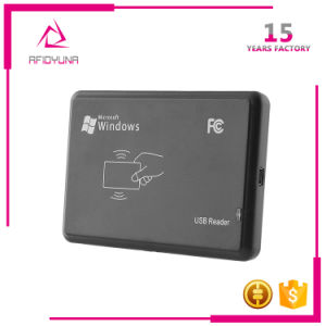 USB 13.56MHz Contactless Smart MIFARE NFC Tag/Card RFID Reader pictures & photos