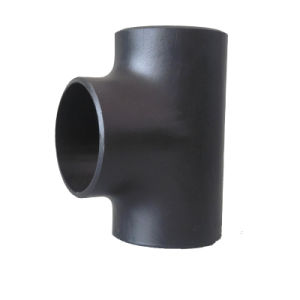 A234wpb Carbon Steel Tee for Industrial Plumbing pictures & photos