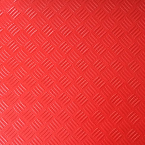 PVC Flooring Mat, Checker-Plate Pattern pictures & photos