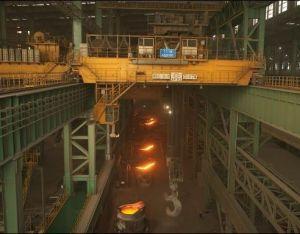 Ladle Lifting Crane 480/100 Tons, Metallurgical Crane, Overhead Crane pictures & photos