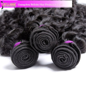 Promotion! Top Quality Deep Wave Brazilian Human Hair Weave