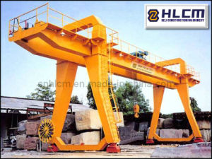 Precast Yard Gantry Crane 09 with SGS pictures & photos