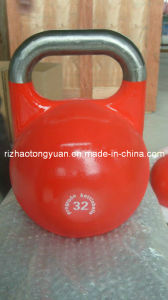 Custom Competition Kettlebell pictures & photos