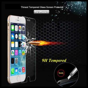 Mobile Phone Accessories Glass Temperedd Glass Protector for iPhone 6 4.7 pictures & photos