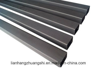 High Weight Carbon Fiber Square Tubes pictures & photos