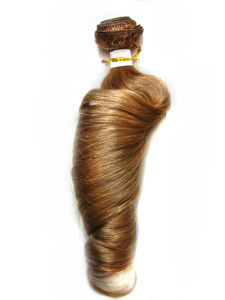 Romance Curly Human Hair Extension pictures & photos