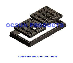 Multi-access Covers Concrete Infill Class D pictures & photos
