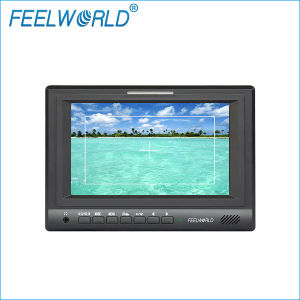 "Feelworld 7"" Sdi Monitor 1024X600 for Broadcast Professional Use"