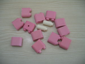Pink Color Alumina Ceramic Heating Pad pictures & photos