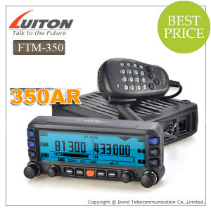 Yaesu Dual Band Mobile Radio Ftm-350ar Two Way Radio pictures & photos