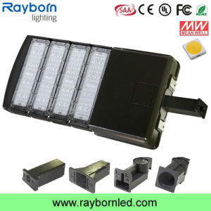LED Shoebox Parking Lot Retrofit 200W LED Street Light Fixture pictures & photos