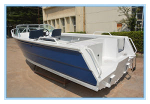 Australia Design 5m/17FT Runabout Aluminum Fishing Boat pictures & photos