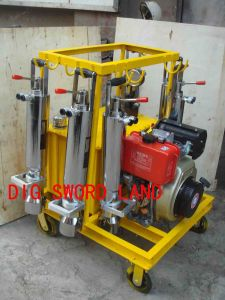 Hydraulic Rock Splitter (DA)